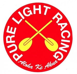 Pure light racing -Logo