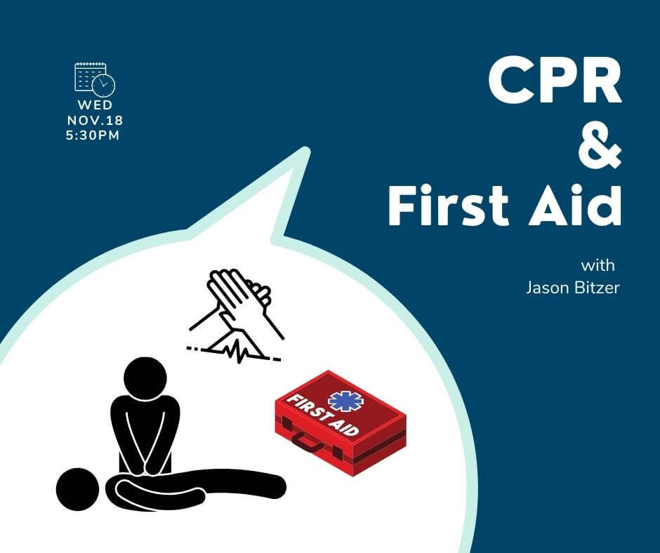 virtual clinic CPR first aid