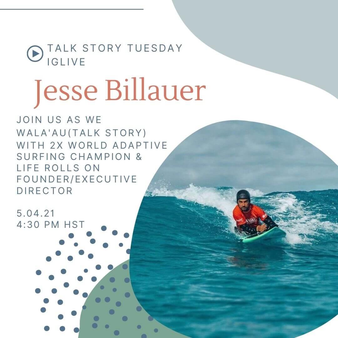 TST Jesse Billauer
