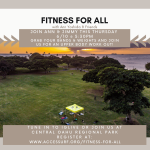 fitness for all flyer