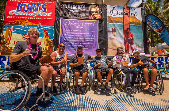 Registration Open – 10th Annual Adaptive Surf Competition