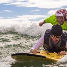 Volunteer of the Month: Sandy Sandbakken